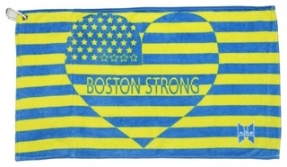 Boston Strong Sports Towel, Four Star