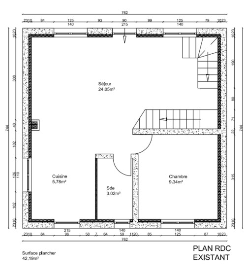 Plan maison complet simple plan de maison complete with for Plan maison complet
