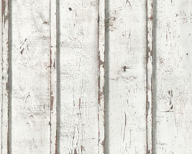 Wood Wallpaper For Accent Wall - 953701 Dekora Natur 6 Wallpaper, Roll.