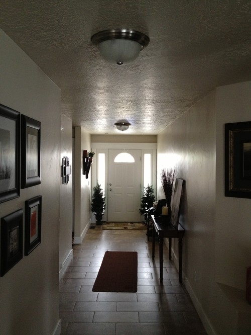 Need Help With Lighting Placement In Hallway