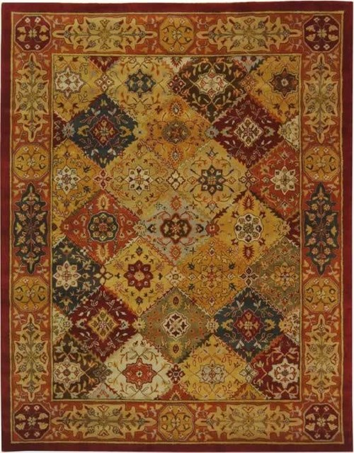 Safavieh Heritage Hand Tufted Wool Pile Rug
