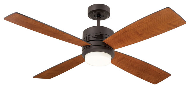 Highrise Indoor Ceiling Fans, Oil Rubbed Bronze.