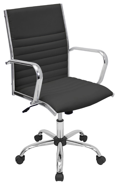 master office chair - contemporary - office chairs -lumisource