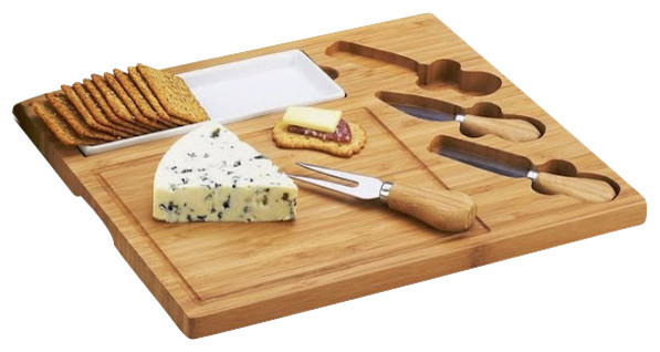 picnic at ascot celtic cheese board set  cheese boards and,