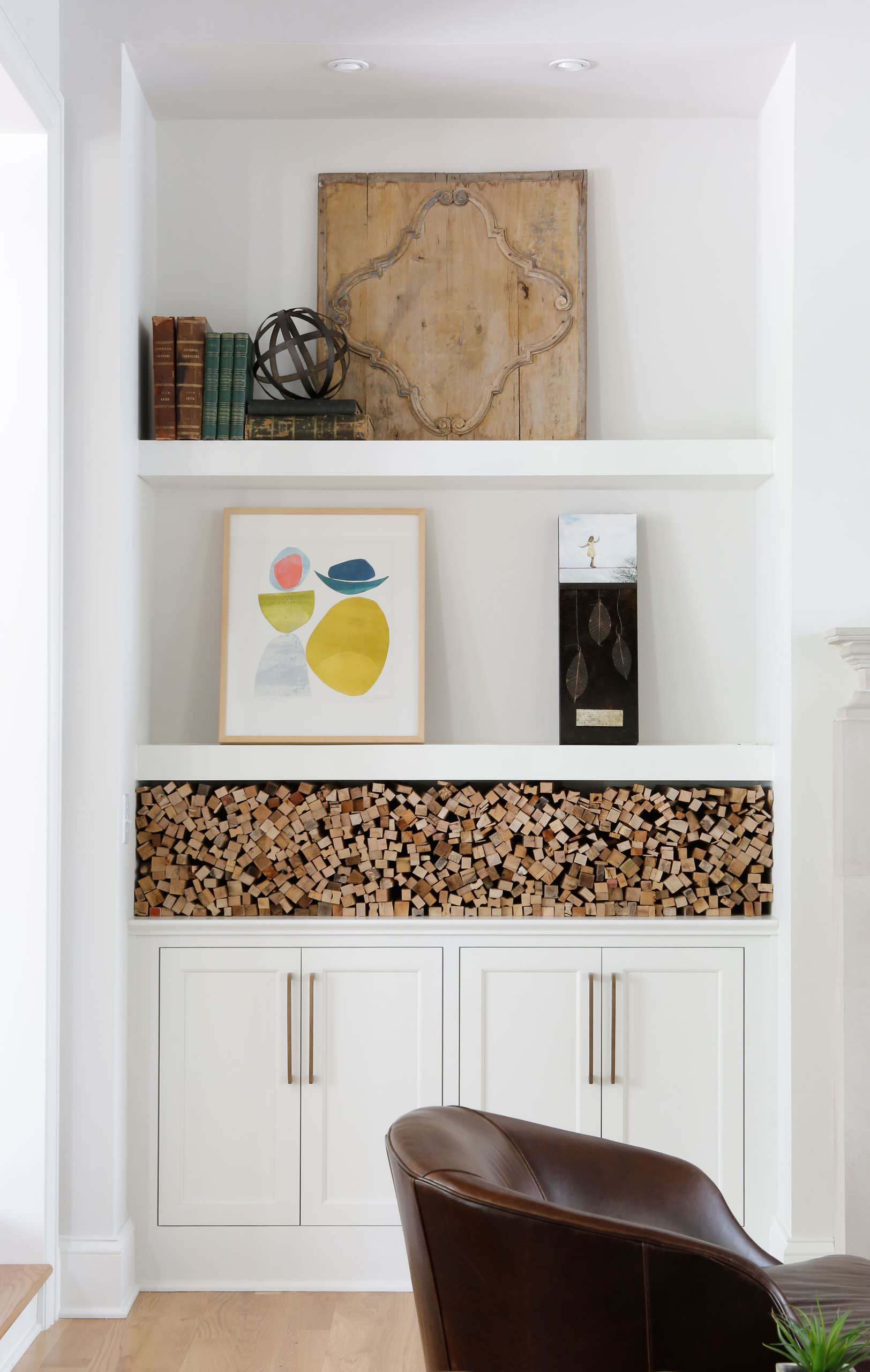 Bookcases Styling