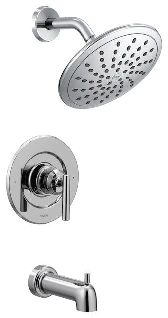 Moen Gibson Chrome Posi-Temp(r) Tub/shower.