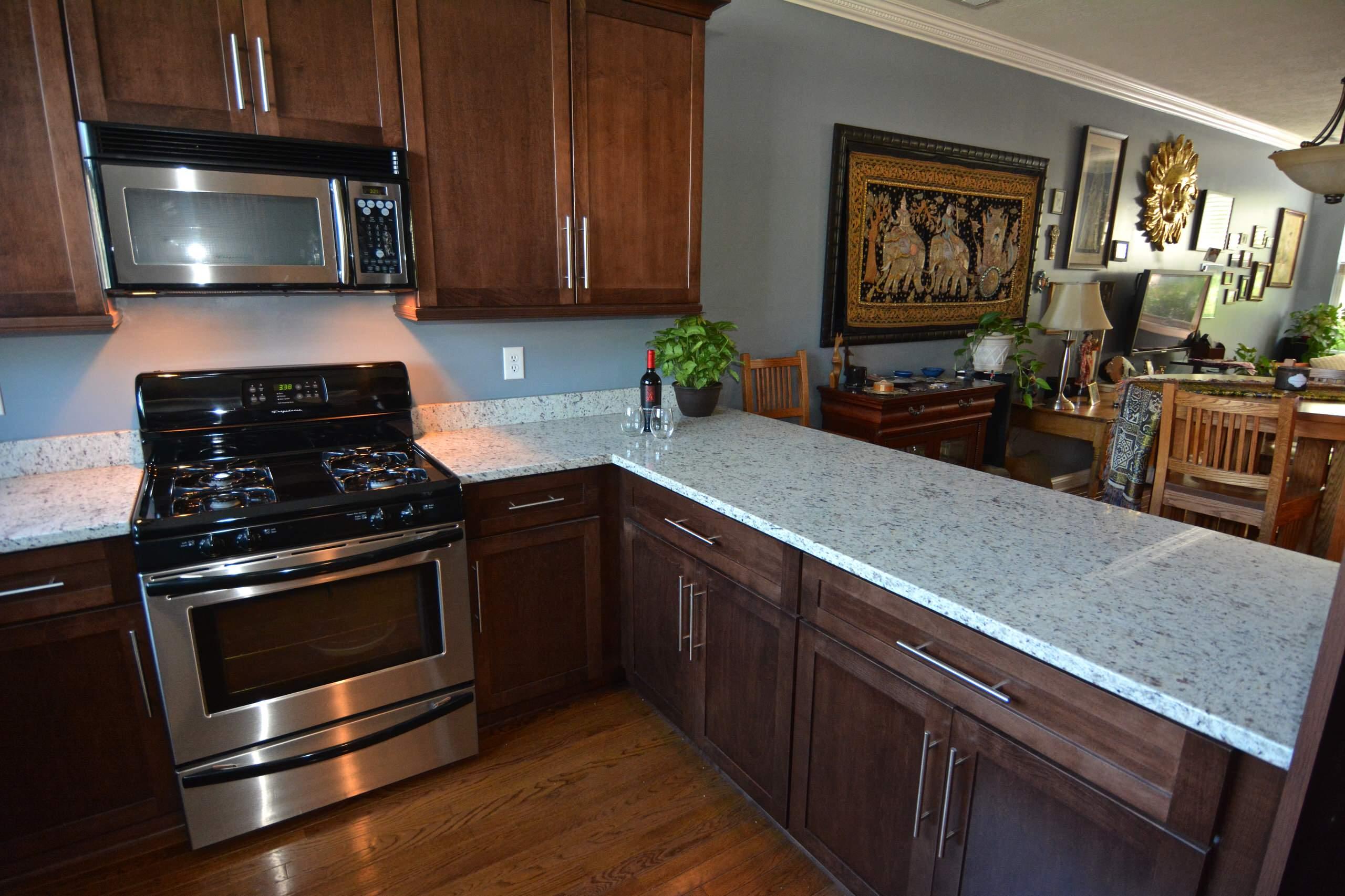 North Delaware Street Kitchen Remodel
