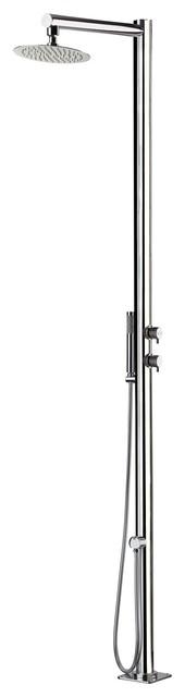 Ama Venere 1060l Freestanding Outdoor Shower.