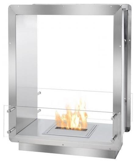 Napoleon Nefp33-0314bw Monroe Electric Fireplace Mantel/entertainment
