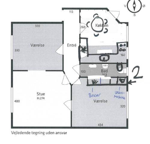 Arkitekt design hj lp til udbygning badev relse for Arkitekt design home