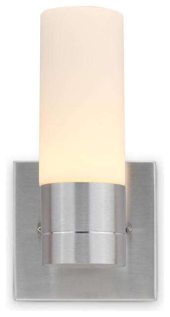 Hannah Contemporary Aluminum LED Outdoor Wall Light