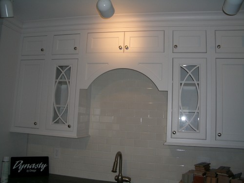Question   Kitchen Cabinet Light Rail