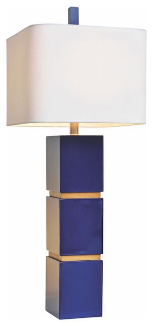 Indigo Wilshire Table Lamp.
