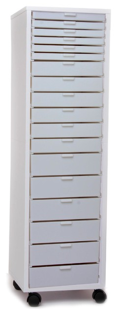 Best Craft Organizer Double Mini Kit D1 - Filing Cabinets   Houzz
