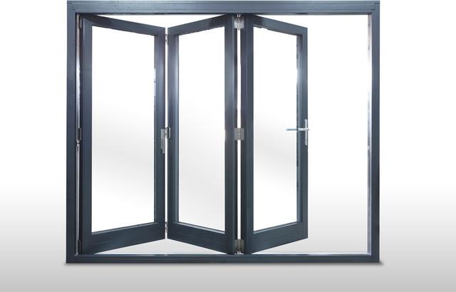 Breeze Panel Folding Glass Wall Modern Interior Doors  : modern interior doors from www.houzz.com size 640 x 410 jpeg 37kB