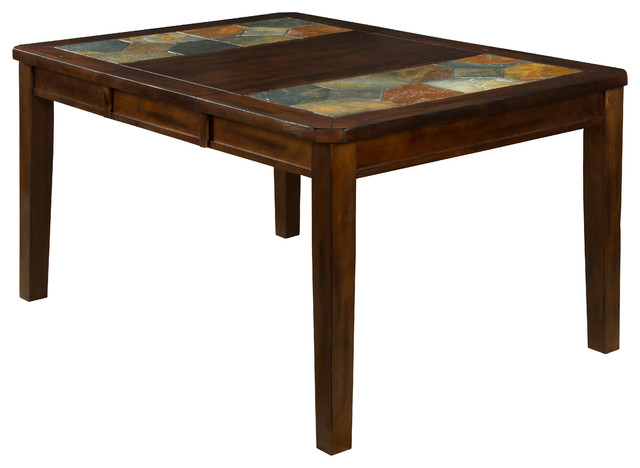 Santa Fe Dining Table With Leaf