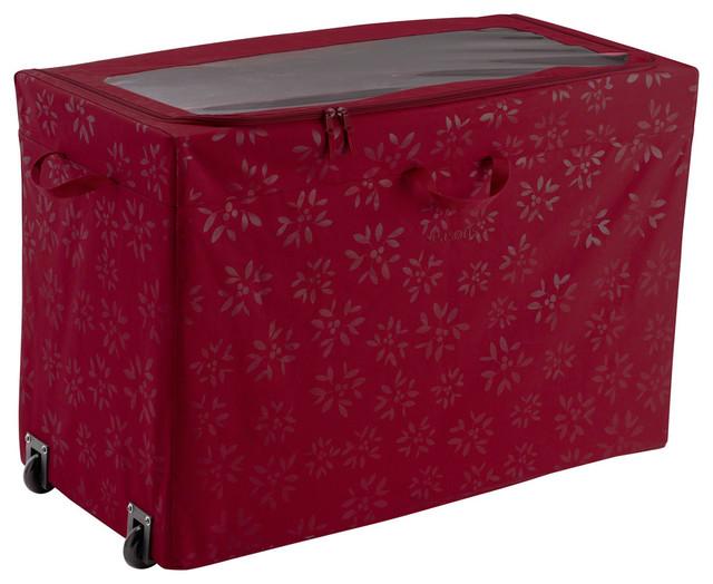 Classic Accessories Seasons All-Purpose Rolling Storage Bin.