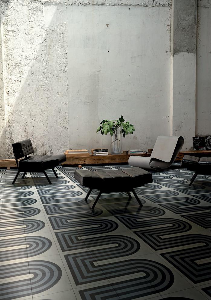 Удачное сочетание для дизайна помещения: идея дизайна в современном стиле - самое интересное для вас