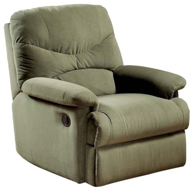 Bowery Hill Recliner, Sage.