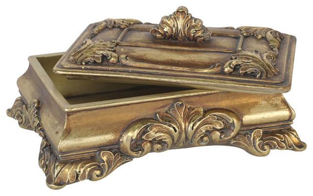 EMDE Baroque Jewellery Box