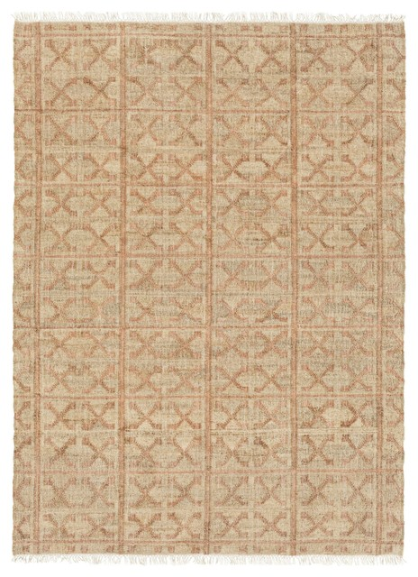 Surya Laural LRL-6015 Area Rug, Neutral/Brown, 2'x3' Rectangle