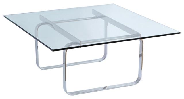 Hans Coffee Table, Glass.