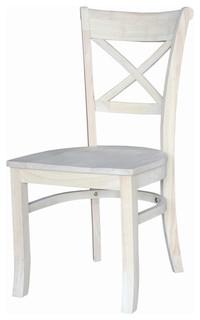 Mason Charlotte X-Back Chairs, Set of 2