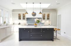 Kitchen Tour: An Elegant Shaker Kitchen with a Feature Range