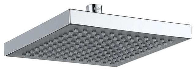 Delta Showering Components Single-Setting Raincan Shower Head, Chrome, RP50841