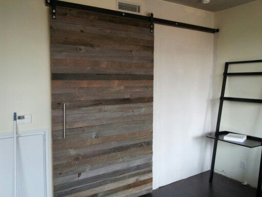 Barn doors rustic home office toronto by rebarn for Barn doors for home office