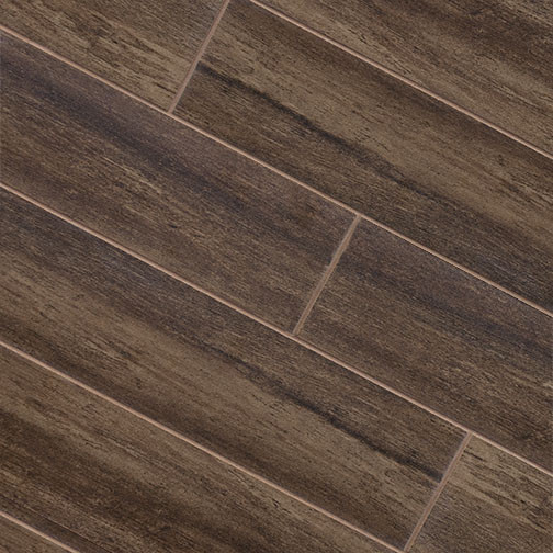 Walnut Wood Plank Porcelain - Modern - Wall And Floor Tile - Other - by Tile-Stones