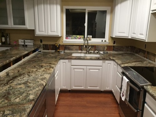 Superbe Hate My New Countertops. Any Suggestions?