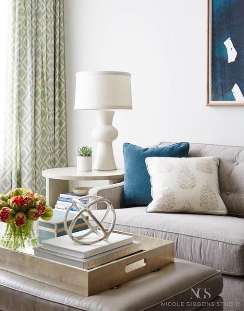 Kravet Designs transitional-living-room