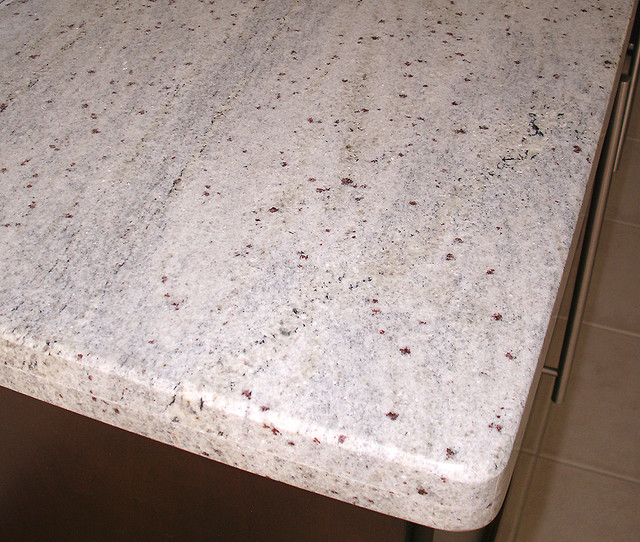 Moonlight Granite Slab : Kitchen contemporary by am dolce vita