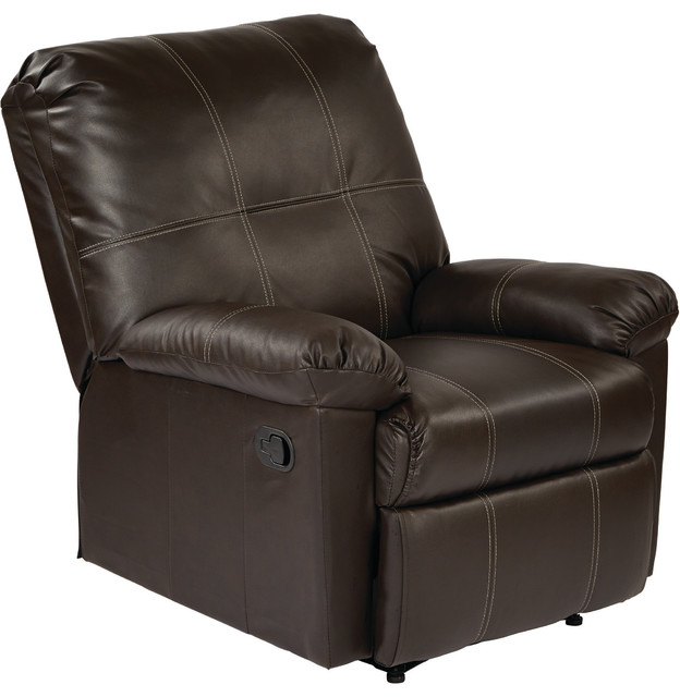 Kensington Recliner Contemporary Recliner Chairs By