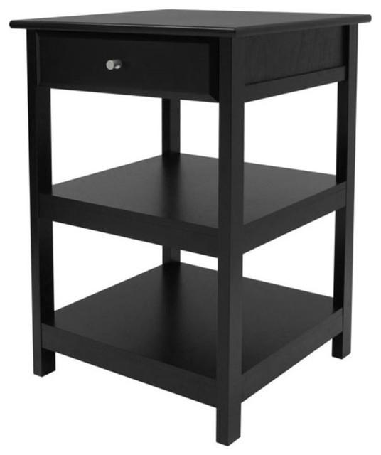 Delta Printer Stand, Black.
