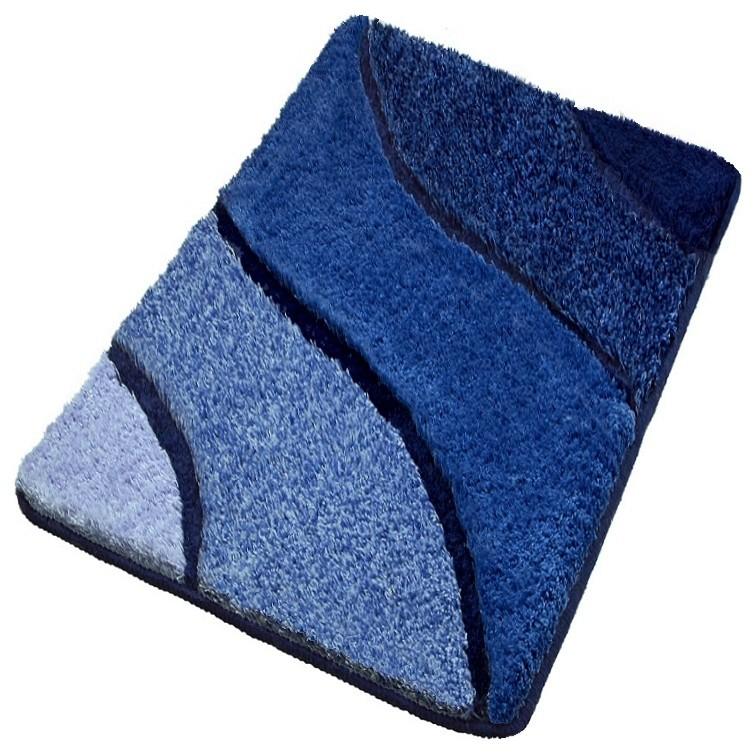 Luxury Bathroom Rugs Blue Bath Rugs Contemporary Bath Mats Other By Vita Futura Houzz