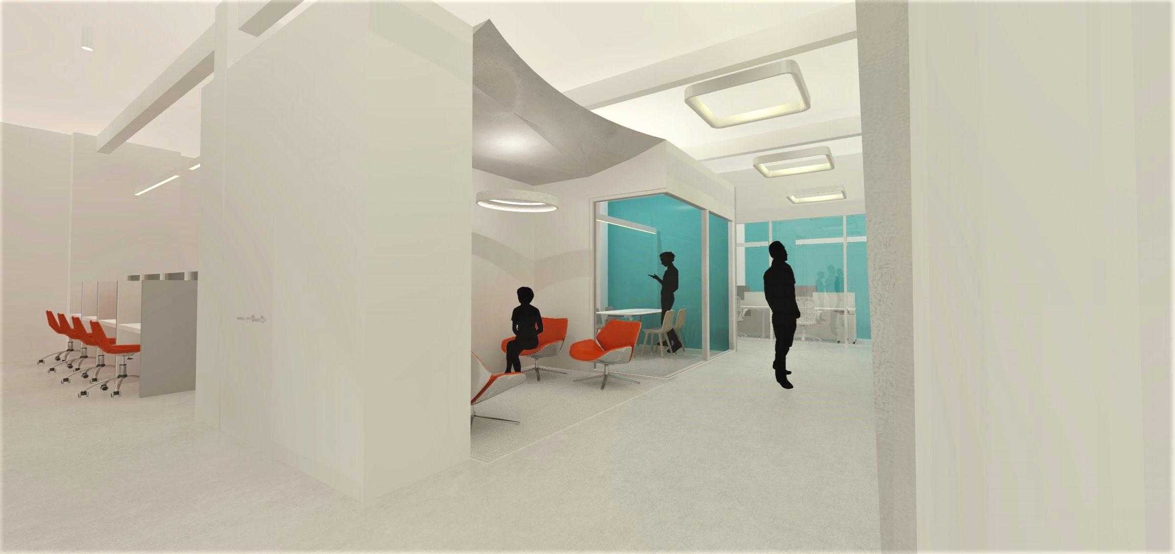 Office Interior - L.I.C