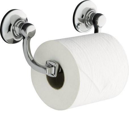 Kohler Bancroft Toilet Tissue Holder Polished Chrome