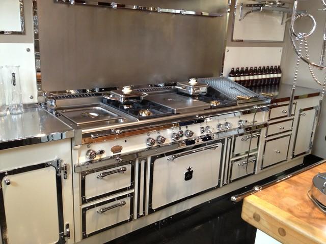Milan Residents Kitchen - Officine Gullo - Modern - Kitchen ...