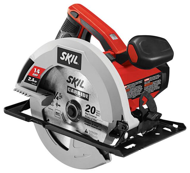 Skil 7.25 14 Amp Circular Saw.
