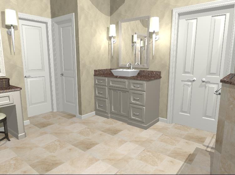 3D Design Renderings 7