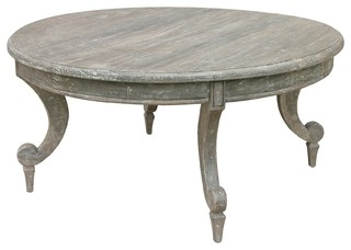 Trade Winds Siena Round Coffee Table