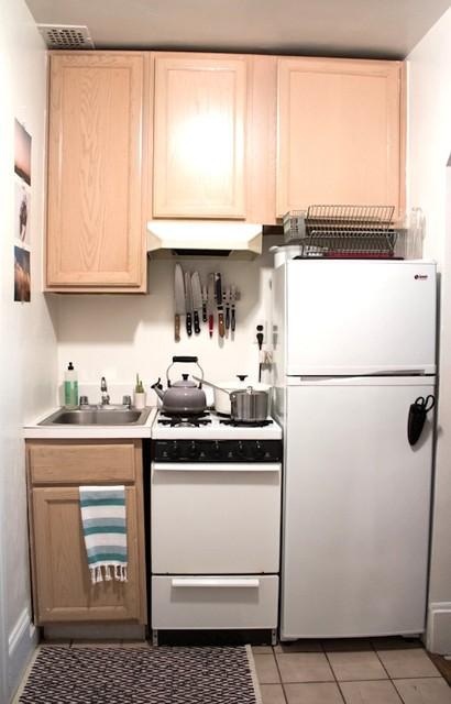 10 Tiny Kitchens Whose Usefulness You Won\'t Believe