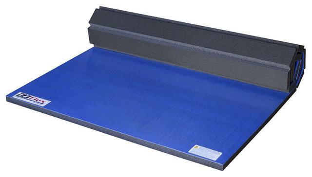 flooringinc roll out wrestling and tumbling mats royal blue - Gymnastics Mats For Home