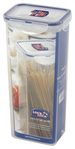 Tall Rectangular Pasta Container