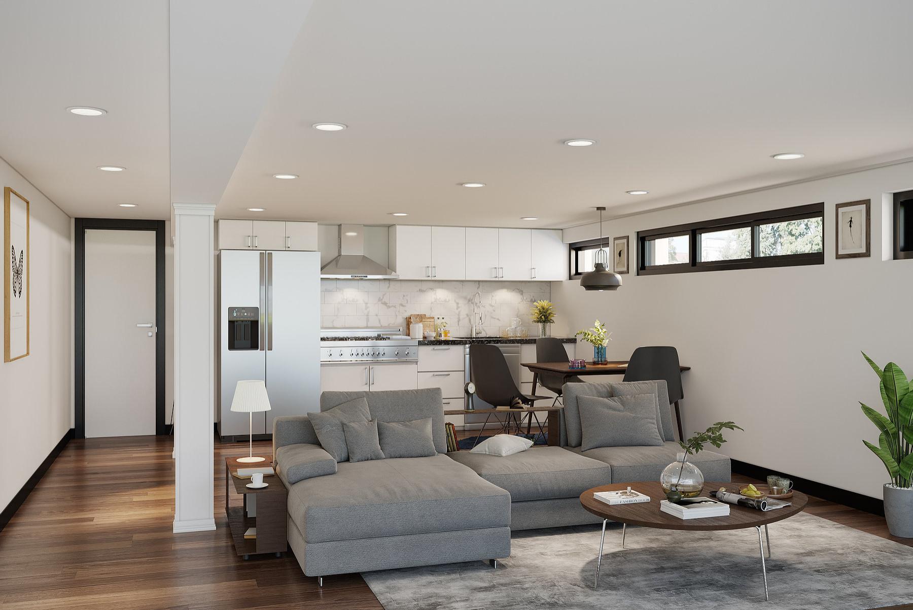 Basement Apartments