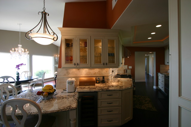 Traditional Kitchen Traditional Other By South Bay Design Center