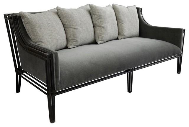 CFC Furniture, Emeryville Steel Frame Sofa , UP128 Transitional Sofas