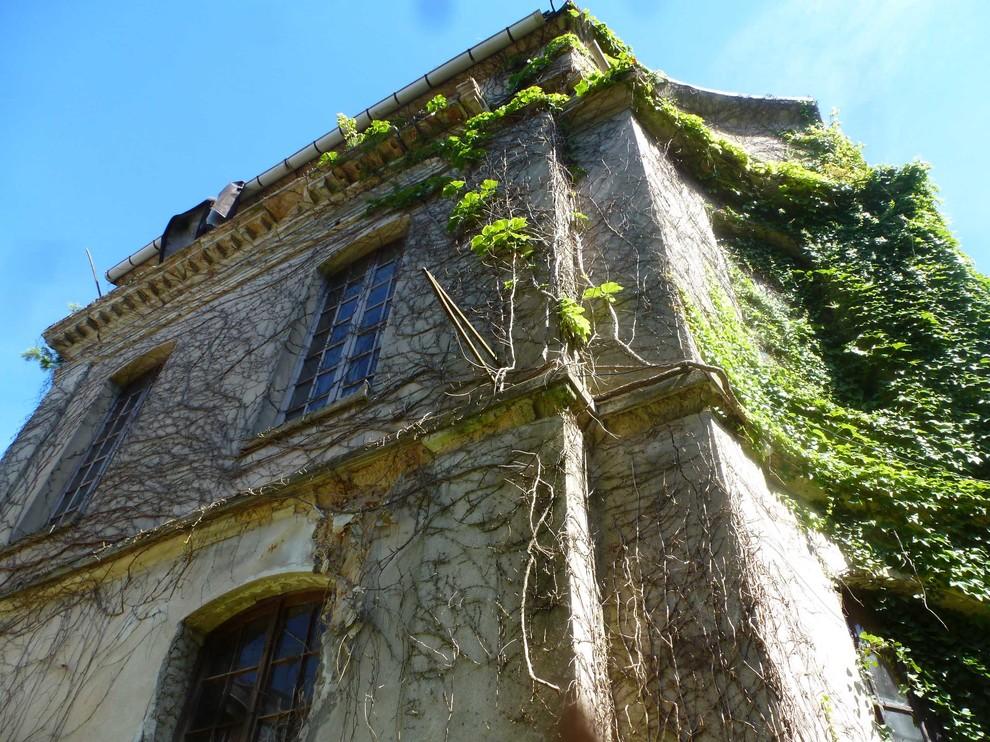Etude de faisabilité - château d'Hérouville